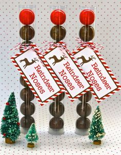 Christmas Projects and Printables by Bloom Designs