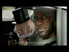 LeBron's Back! - McDonald's Monopoly TV Commercial Ft. LeBron James #mcdonaldscommercial #mcdonalds #mcdonald's #burger #lebronjames #nba #basketballcommercial #tvcommercials