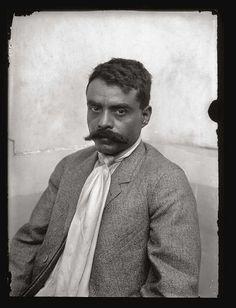 Un día como hoy, pero de 1919, muere asesinado en Chinameca, Morelos, el General Emiliano Zapata, héroe de la Revolución Mexicana.