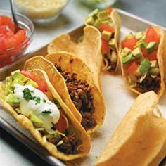 Forget the seasoning packets and prefab taco shells. The best tacos are homemade.