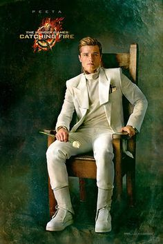 'Hunger Games: Catching Fire' Portraits: Peeta (Josh Hutcherson)
