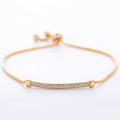 European Round Cut Bracelets & Bangles Gold Plated AAA Zircon Party Bracelet High Quality Real  Wedding Crystal Jewelry gift