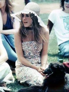 Can't wait til summer.. I plan to dress like Stevie Nicks circa Fleetwood Mac days...