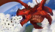 ArtStation - Dragon, Francisco Méndez