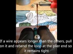 HOW TO make bails for orgonite pendants - http://videos.silverjewelry.be/pendants/how-to-make-bails-for-orgonite-pendants/