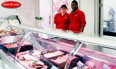 TASTE LANDs personal hjälper dig med frågor och tips och idéer hur du kan tillaga köttet på bästa sätt.  www.tasteland.se
