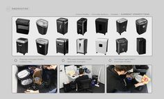 --- This is a student project. It does not reflect any future plans or strategy from Hewlett-Packard company. --- HP ShredJet is a paper shredder that will blend within your office space. Specifically designed for small offices, it will replace your multi…