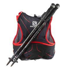 ADV SKIN S-LAB HYDRO 5 SET - Backpacks - Bags & packs - Trail Running - Salomon Usa