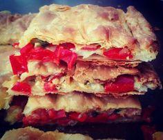 "Elpida's Little Corner!: ""Εύκολη Πίτα "" Sandwiches, Vegan, Food, Essen, Meals, Paninis, Vegans, Yemek, Eten"