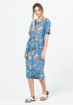 Lucia Shift Dress