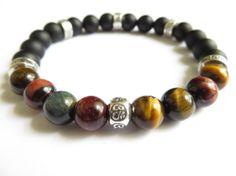 Hey, I found this really awesome Etsy listing at https://www.etsy.com/listing/158303464/mens-power-mala-bracelet-yoga-jewelry-om