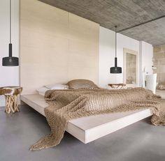 Modern Minimalist Bedroom, Modern Master Bedroom, Master Bedroom Design, Modern Bedroom Lighting, Luxury Bedroom Design, Dream Home Design, House Design, Luxurious Bedrooms, Modern Interior Design