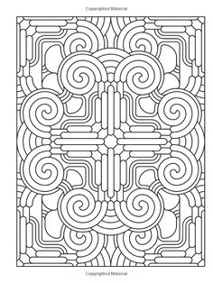 Creative Haven Mandala Madness Coloring Book (Creative Haven Coloring Books): John Wik, Creative Haven: 9780486781983: Amazon.com: Books