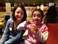 CommunityKIDS, along with other volunteers, sponsored a fun bowling event for children with special needs and their families.