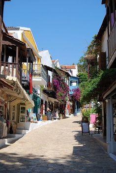 Kaş, Antalya, Turkey via Flickr.