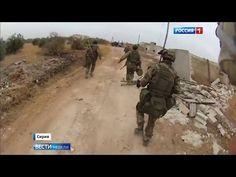 Noticia Final: Forças especiais russas Spetsnaz em ação na Síria