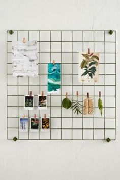 Wire Wall Grid | Urban Outfitters