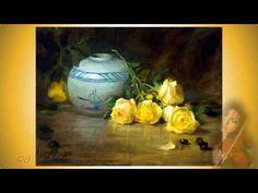 Beautiful Paintings & Music -   ( Elizabeth Robbins  Part.  2)