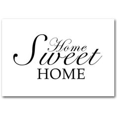 Home Sweet Home White Text Quotes Framed Art Giclee Art Print (£9.99) ❤ liked on Polyvore featuring home, home decor, wall art, phrase, quotes, saying, text, framed quotes wall art, typography wall art and calligraphy wall art