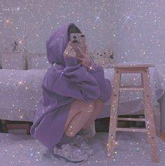 Pin/donisiavshan 💜 Lavender Aesthetic, Aesthetic Roses, Baby Pink Aesthetic, Blue Aesthetic Pastel, Aesthetic Themes, Aesthetic Collage, Aesthetic Girl, Aesthetic Anime, Aesthetic Backgrounds