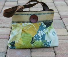 Everyday handbag  Claire by cayennepeppybags on Etsy, $65.00