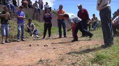 Ponta do Pargo - Jogo do pião 2012