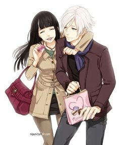 WHY DO NOT HAVE A KISS IN THE END??! T-T Death Parade