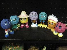 Fry Kids Toys from McD's #90s