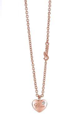Collar Guess metal mujer UBN21528