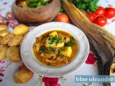 Croatian cod stew
