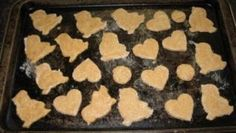 Chicken Broth Dog Biscuit Recipe pets-n-critters