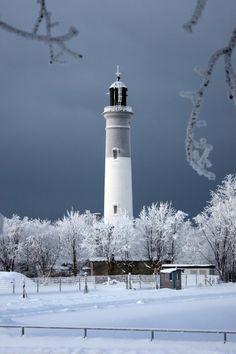 Tallinn rear lighthouse, Estonia