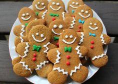 Χριστουγεννιάτικα μπισκοτάκια... μυρίζουν Χριστούγεννα!!!! #cookpadgreece