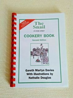 The Snail at Stone Street ( in Kent ) Cookery / Recipe Book by Gareth M Davies Starter Recipes, Stone Street, Cookery Books, Snail, Ebay, Cook Books, Family Recipes, Snails, Pulley