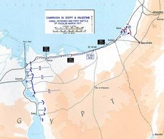 Image Result For ANZACS In Egypt Images ANZACS Pinterest - Map of zeitoun egypt