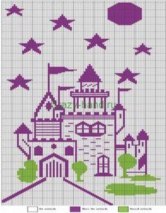 Удивительныйдетский плед выполненный на спицах, очень интересный и оригинальный. Каждая маленькая принцесса мечтает о таком чудесном подарке.В данном случае плед связан спицами теневым узором.Та… Loom Knitting Stitches, Dishcloth Knitting Patterns, Knit Dishcloth, Baby Hats Knitting, Knitted Baby Blankets, Crochet Stitches Patterns, Knitting Charts, Baby Blanket Crochet, Knitting Yarn