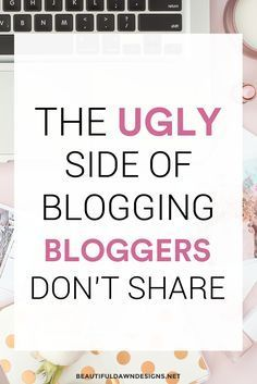 Sharing the secrets that successful bloggers don't tell you. Use these blogging tips to grow your blog.