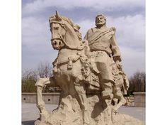 Kublai Khan as Great Khan of the Mongol Empire Kublai Khan, Genghis Khan, Marco Polo, Mongolia, Civilization, Countries, Mount Rushmore, Empire, Asia