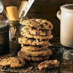Große Schoko-Cookies | BRIGITTE.de