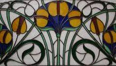 Risultati immagini per vetrate artistiche liberty
