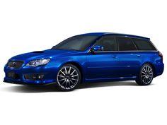 Subaru Legacy STi Touring Wagon