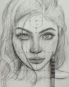 Wonderful Pics pencil drawing portrait Style These pencil drawing techniques from top artists will help you take your drawing skills to the next Pencil Art Drawings, Cool Art Drawings, Realistic Drawings, Art Drawings Sketches, Sketch Art, Face Drawings, Portrait Au Crayon, Portrait Art, Portrait Sketches