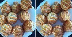 Domáce slané fornetti - Receptik.sk Baked Potato, Barbecue, Muffin, Baking, Breakfast, Ethnic Recipes, Kitchen, Hampers, Recipies