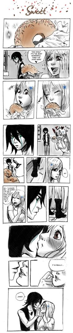 UlquiHime mini comic - Sweet by ElyonBlackStar on DeviantArt