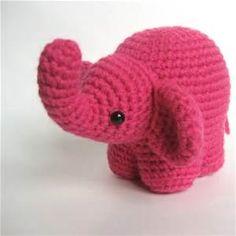 elephant crochet pattern free - Bing Images