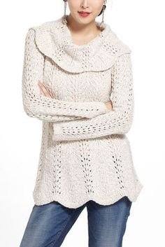 Sparked Threads Sweater