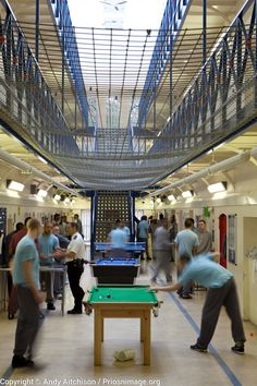 Prison Pool