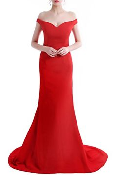 New Wemarry Off the Shoulder Mermaid Evening Dress Long for Women Formal Gown online. Enjoy the absolute best in Julian Taylor Dresses from top store. Sku lxqi10201wypv89564