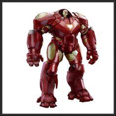 Iron Man Armor Model 14 Hulkbuster Free Papercraft Download - http://www.papercraftsquare.com/iron-man-armor-model-14-hulkbuster-free-papercraft-download.html