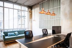 Gallery of Talent.IO Office / Vincent & Gloria Architectes - 11